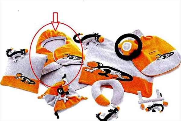 A8 パーツ AudiKidsWorld/ベビーブランケット※○印部分のみ アウディ純正部品 4HCREF 4HCTGF 4HCTGL オプション アクセサリー 用品 純正