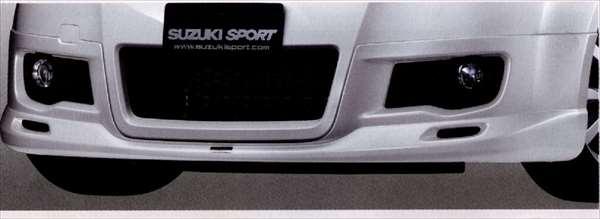 『スイフト』 純正 ZC11 ZC71 ZD11 ZC31 フロントハーフスポイラー パーツ スズキ純正部品 swift オプション アクセサリー 用品