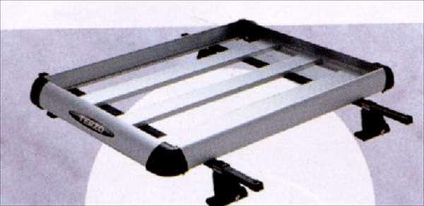 『スイフト』 純正 ZC11 ZC71 ZD11 ZC31 TERZO ルーフラックアタッチメント(アルミ) パーツ スズキ純正部品 キャリア別売り swift オプション アクセサリー 用品