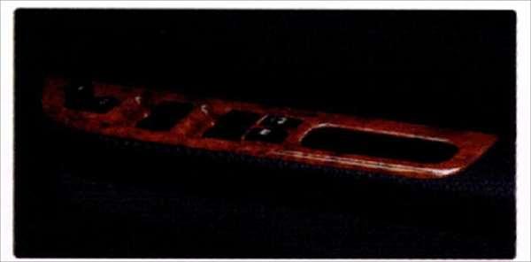 『スイフト』 純正 ZC11 ZC71 ZD11 ZC31 パワーウインドスイッチベゼル パーツ スズキ純正部品 ウッド 木目 内装パネル パワーウィンドウスイッチパネル swift オプション アクセサリー 用品