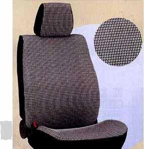『スイフト』 純正 ZC11 ZC71 ZD11 ZC31 シートカバー(千鳥格子) パーツ スズキ純正部品 座席カバー 汚れ シート保護 swift オプション アクセサリー 用品