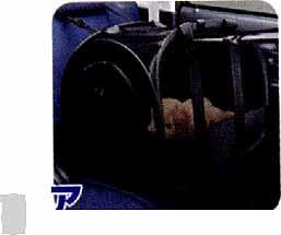 『スイフト』 純正 ZC11 ZC71 ZD11 ZC31 ペットキャリア パーツ スズキ純正部品 ゲージ バスケット ペットキャリー swift オプション アクセサリー 用品