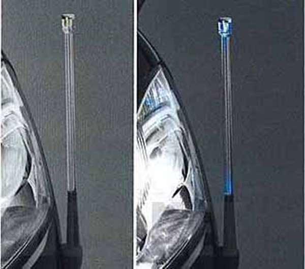 『デュアリス』 純正 KJ10 KNJ10 ネオンコントロール(自光式) パーツ 日産純正部品 コーナーポール フェンダーランプ フェンダーライト DUALIS オプション アクセサリー 用品