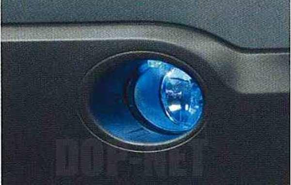 『デュアリス』 純正 KJ10 KNJ10 フォグランプイルミネーション(青色LED照明) MRDU0 パーツ 日産純正部品 フォグライト 補助灯 霧灯 DUALIS オプション アクセサリー 用品