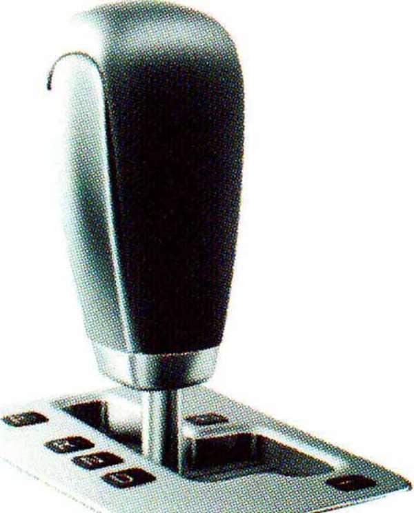 XC60 パーツ 本革巻/シルクメタル・シフトノブ(チャコール) ボルボ純正部品 DB6304TXC オプション アクセサリー 用品 純正 シフト