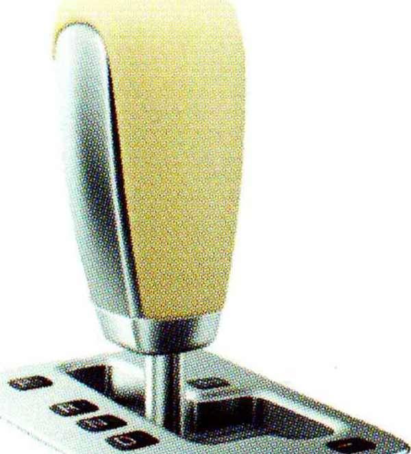 XC60 パーツ 本革巻/シルクメタル・シフトノブ(ソフトベージュ) ボルボ純正部品 DB6304TXC オプション アクセサリー 用品 純正 シフト