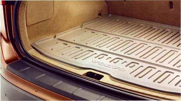 XC60 パーツ ラゲッジトレー ボルボ純正部品 DB6304TXC オプション アクセサリー 用品 純正 トレイ