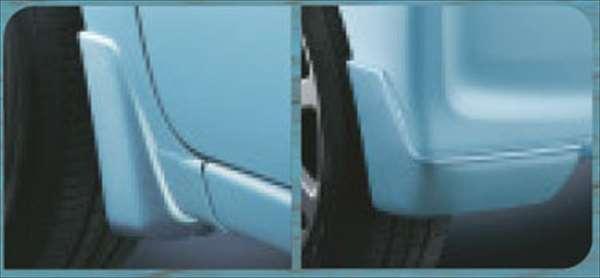 『ステラ』 純正 LA150F スプラッシュボード(フロント&リア) パーツ スバル純正部品 マッドガード 泥除け マットガード stella オプション アクセサリー 用品