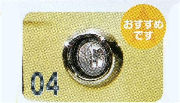 『ムーヴコンテ』 純正 L585S ハロゲンフォグランプキット(メッキ) 本体 ※本体のみハーネスキットは別売 パーツ ダイハツ純正部品 フォグライト 補助灯 霧灯 moveconte オプション アクセサリー 用品