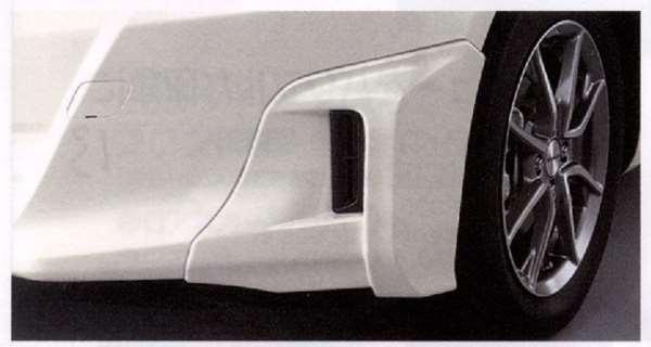 『フィット』 純正 GE6 GE7 GE8 GE9 GP1 GP4 ロアスカート フロント(セパレートタイプ) パーツ ホンダ純正部品 FIT オプション アクセサリー 用品