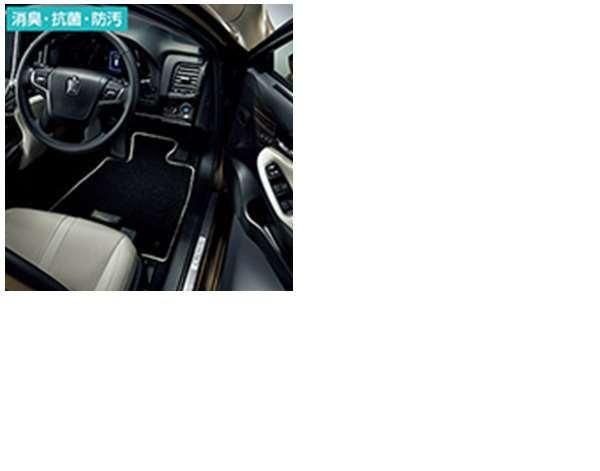 『クラウンアスリート』 純正 ARS210 AWS210 GRS211 GRS214 AWS211 フロアマット カラーセレクション パーツ トヨタ純正部品 フロアカーペット カーマット カーペットマット crown オプション アクセサリー 用品
