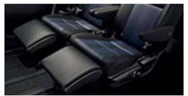 『ヴォクシー』 純正 BPXGB オットマン 1個 パーツ トヨタ純正部品 フッドレスト voxy オプション アクセサリー 用品