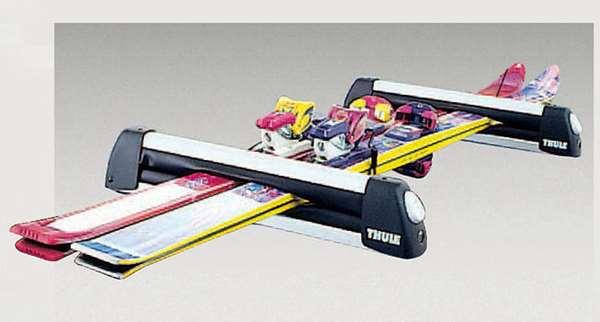 『CX-5』 純正 KEEFW KE2AW KE2FW KE5AW KE5FW スキー/スノーボードアタッチメント(THULE製・Bタイプ) パーツ マツダ純正部品 キャリア別売りキャリア別売り オプション アクセサリー 用品