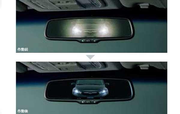 『フィット』 純正 GP5 GP6 GK3 GK4 GK5 GK6 オートデイナイトミラー 本体のみ ※取付アタッチメントは別売 パーツ ホンダ純正部品 オプション アクセサリー 用品