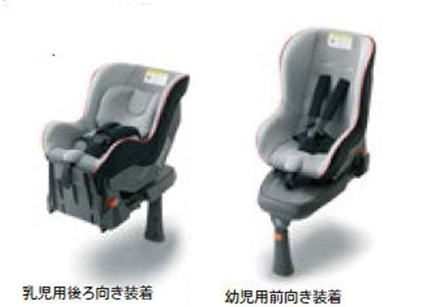 【フィット】純正 GP5 GP6 GK3 GK4 GK5 GK6 i-Size チャイルドシート Honda ISOFIX Neo パーツ ホンダ純正部品 オプション アクセサリー 用品