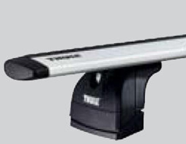 『THULEシステムキャリア』 純正 ルーフオンタイプ フット ラピッドフィックスポイント753 4個入り パーツ スバル純正部品 オプション アクセサリー 用品