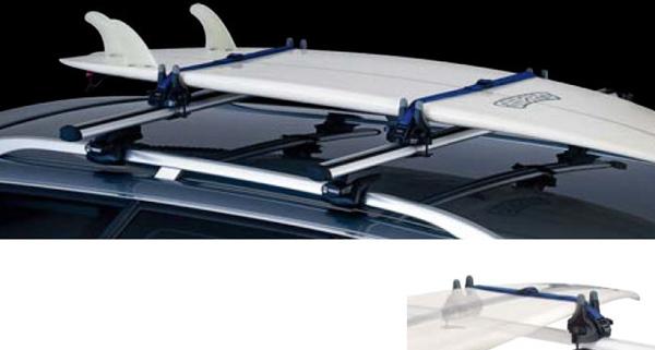 『THULEシステムキャリア』 純正 サーフボードアタッチメント Wave Surf Carrier 832 パーツ スバル純正部品 キャリア別売り オプション アクセサリー 用品