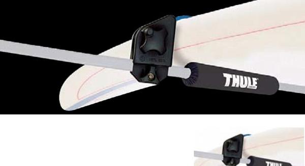 『THULEシステムキャリア』 純正 サーフボードアタッチメント Surfboard Carrier 5610 パーツ スバル純正部品 キャリア別売り オプション アクセサリー 用品