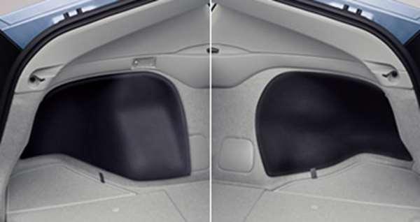 『プリウスPHV』 純正 ZVW35 デッキサイドガード パーツ トヨタ純正部品 prius オプション アクセサリー 用品