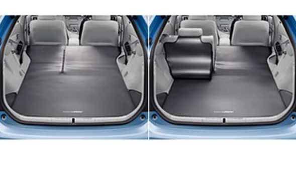 『プリウスPHV』 純正 ZVW35 ロングラゲージマット パーツ トヨタ純正部品 ラゲッジマット トランクマット 滑り止め prius オプション アクセサリー 用品