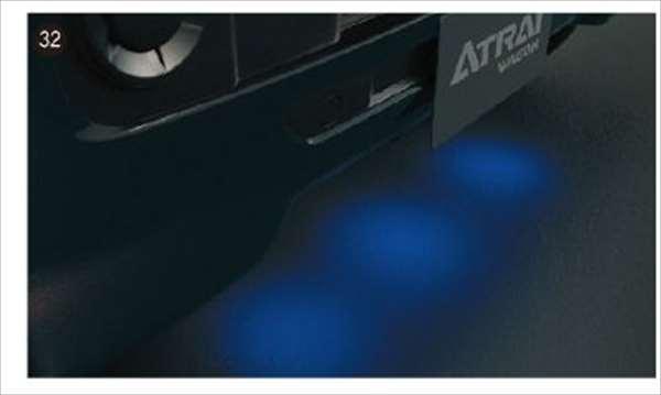 『アトレーワゴン』 純正 S321G S331G グランドイルミネーション パーツ ダイハツ純正部品 オプション アクセサリー 用品