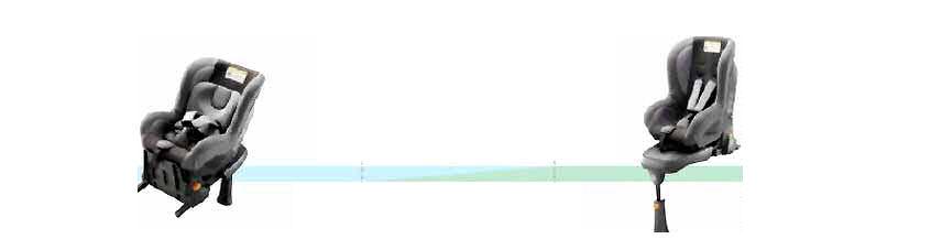 【アトレーワゴン】純正 S321G S331G チャイルドシート(ISOFIX固定専用) パーツ ダイハツ純正部品 オプション アクセサリー 用品