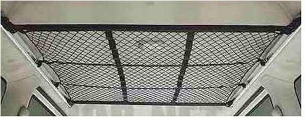 『ディアスワゴン』 純正 S321N S331N オーバーヘッドネット(マルチレール用) パーツ スバル純正部品 バー収納 天井 DiasWagon オプション アクセサリー 用品