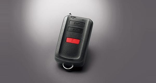 『RAV4』 純正 MXAA54 MXAA52 AXAH54 AXAH52 リモートスタートキー ベーシックタイプ 本体のみ ※フィッティングキットは別売 パーツ トヨタ純正部品 ワイヤレス エンジンスターター 無線 オプション アクセサリー 用品