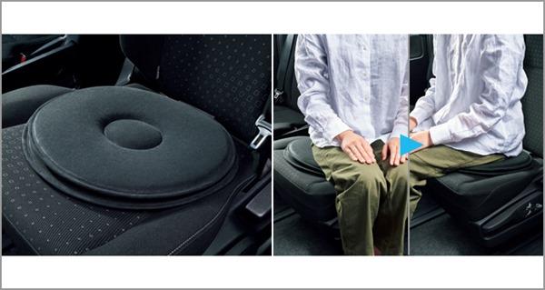 『RAV4』 純正 MXAA54 MXAA52 AXAH54 AXAH52 回転クッション パーツ トヨタ純正部品 オプション アクセサリー 用品
