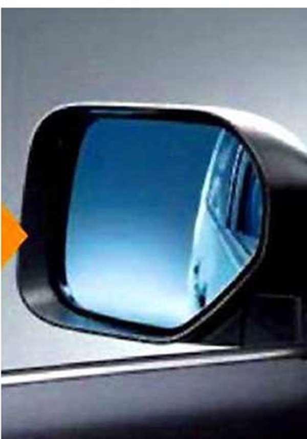 biri037 『デリカD:5』 純正 CV2W 親水鏡面ドアミラー パーツ 三菱純正部品 DELICA オプション アクセサリー 用品
