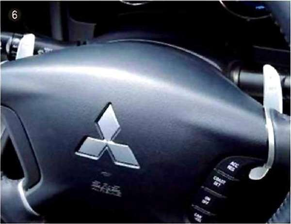 『デリカD:5』 純正 CV2W バトルシフト パーツ 三菱純正部品 DELICA オプション アクセサリー 用品