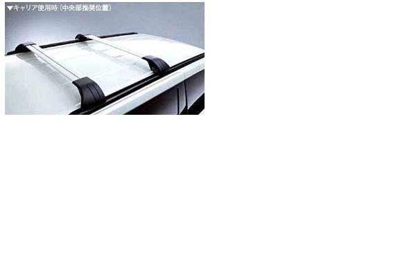 『デリカD:5』 純正 CV2W スライディングマジックルーフキャリア パーツ 三菱純正部品 DELICA オプション アクセサリー 用品