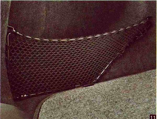 V60 S60 パーツ ネットポケット(カーゴコンパートメント) ボルボ純正部品 FB4164T FB6304T オプション アクセサリー 用品 純正 ネット