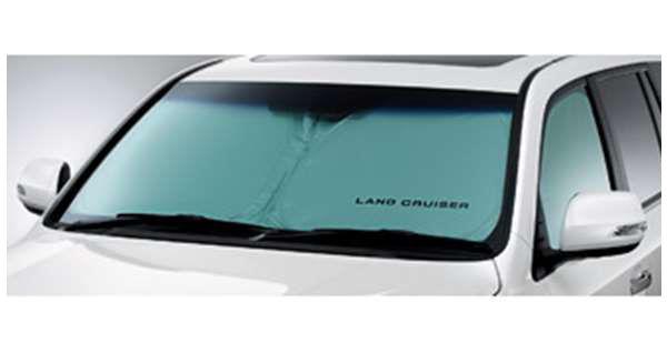 『ランドクルーザー200系』 純正 URJ202 サンシェード パーツ トヨタ純正部品 landcruiser オプション アクセサリー 用品