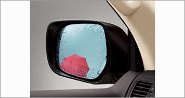 『ランドクルーザー200系』 純正 URJ202 レインクリアリングブルーミラー パーツ トヨタ純正部品 landcruiser オプション アクセサリー 用品