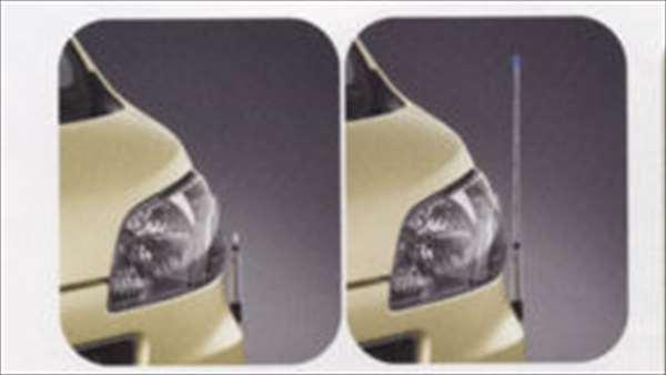 『ルクラ』 純正 L455F L465F フェンダーコントロール(マニュアル)※カスタム用 パーツ スバル純正部品 フェンダーランプ フェンダーポール フェンダーライト LUCRA オプション アクセサリー 用品