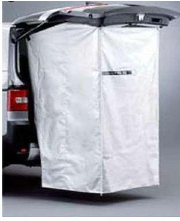 『デリカD:5』 純正 CV1W プライベートカーテン パーツ 三菱純正部品 DELICA オプション アクセサリー 用品