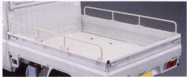 『クリッパートラック』 純正 U71V ゲートアップパイプ(スチールパイプ製) パーツ 日産純正部品 CLIPPER オプション アクセサリー 用品