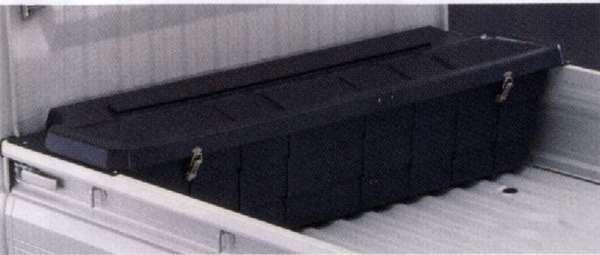 『クリッパートラック』 純正 U71V カーゴボックス(樹脂製) パーツ 日産純正部品 荷室ボックス 収納 ラゲージ CLIPPER オプション アクセサリー 用品