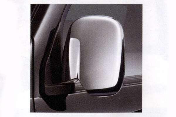 『クリッパートラック』 純正 U71V メッキミラーカバー KMML0 パーツ 日産純正部品 ドアミラーカバー サイドミラーカバー カスタム CLIPPER オプション アクセサリー 用品