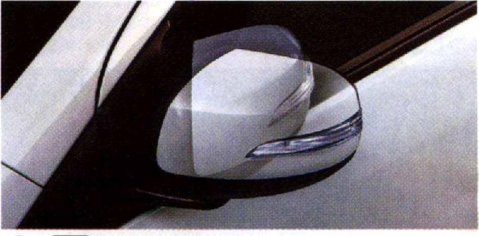 『ミライース』 純正 LA300S LA310S オートリトラクタブルミラー ※ミラー本体ではありません パーツ ダイハツ純正部品 ドアミラー自動格納 駐車連動 mirae:s オプション アクセサリー 用品