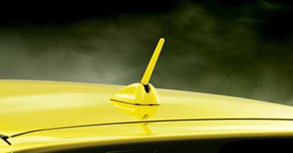 『ヴィッツ』 純正 NCP131 カラードアンテナ パーツ トヨタ純正部品 vitz オプション アクセサリー 用品