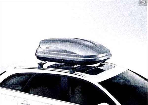 A6・S6 パーツ ラゲッジルーフボックス アウディ純正部品 4GCHVS 4GCGWS 4GCEUA オプション アクセサリー 用品 純正 送料無料