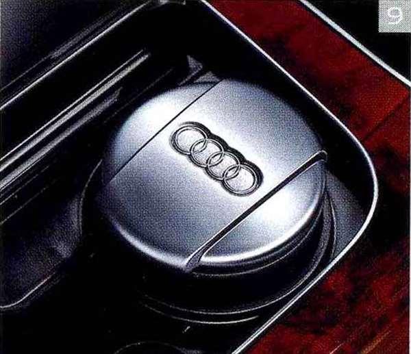 A6・S6 パーツ アシュトレー アウディ純正部品 4GCHVS 4GCGWS 4GCEUA オプション アクセサリー 用品 純正 トレイ