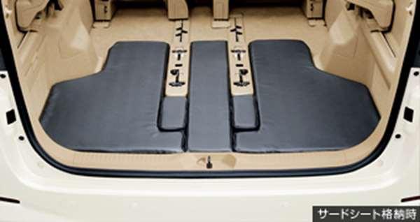 『アルファード』 純正 ATH20 GGH20 ANH20 ラゲージフラットマット パーツ トヨタ純正部品 alphard オプション アクセサリー 用品