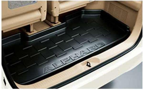 『アルファード』 純正 ATH20 GGH20 ANH20 ラゲージトレイ パーツ トヨタ純正部品 alphard オプション アクセサリー 用品