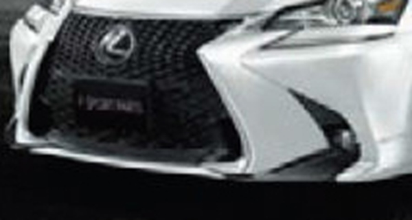『GS』 純正 GWL10 AWL10 GRL12 GRL16 ARL10 TRD フロントスポイラー 素地 パーツ レクサス純正部品 カスタム エアロパーツ オプション アクセサリー 用品