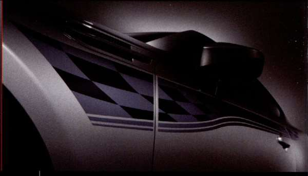 『BRZ』 純正 ZC6 ボディグラフィック アッパー パーツ スバル純正部品 ステッカー シール ワンポイント オプション アクセサリー 用品