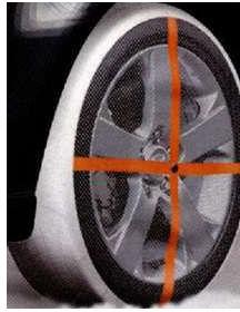 『ベリーサ』 純正 DC5W DC5R オートソック(175/65R14・185/55R15・195/45Rタイヤ用) パーツ マツダ純正部品 雪 凍結 スノー VERISA オプション アクセサリー 用品