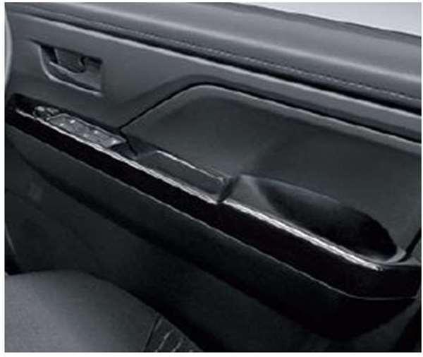 『トール』 純正 M900S M910S パワーウインドゥスイッチパネル(ピアノブラック調) パーツ ダイハツ純正部品 内装ベゼル パワーウィンドウパネル オプション アクセサリー 用品